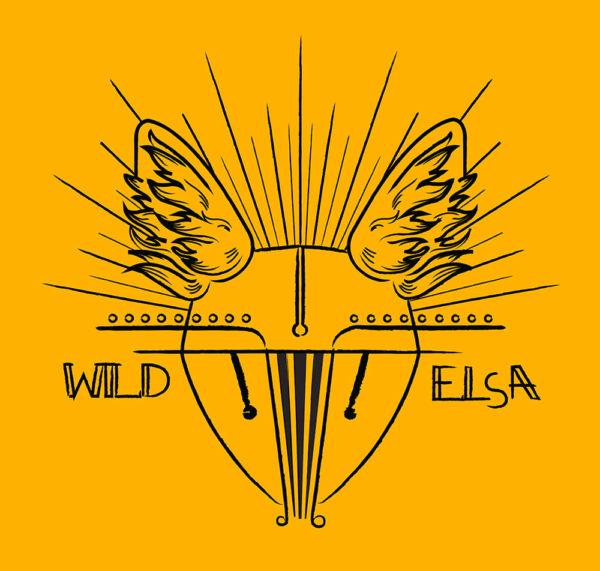 Francesca Carriero grafica t-shirt Wildelsa